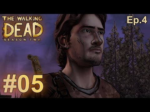 The Walking Dead Season 2: Episode 4 Walkthrough Part 5 - Classic Luke
