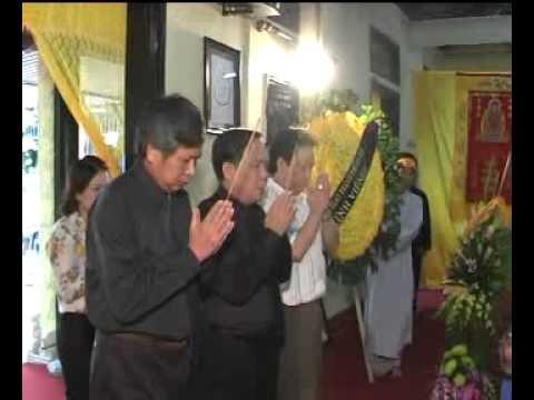 Tang lễ Ni sư Thích Đàm Nguyện - Trụ trì Chùa Đình Quán - Hà Nội