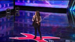America's Got Talent 2014 Auditions Mara Justine