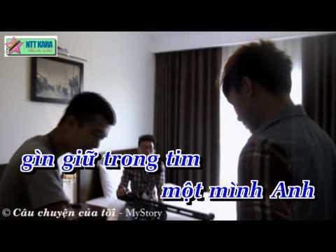 [Karaoke] Ký Ức Còn Đâu Remix - Hồ Quang Hiếu Ft. Minh Vương (full beat)