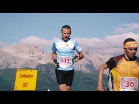 Copertina video 19ª Dolomites SkyRace