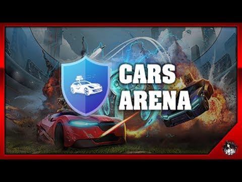【GAMEPLAY TRAILER】DEATHMATCH ESTILO ROCKET LEAGUE《CARS ARENA》FREE TO PLAY 【STEAM】6 DE NOVIEMBRE
