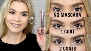 My Mascara Routine | How To Get Perfect, Long, Full & Voluminous Lashes