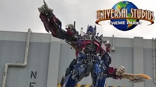 Universal Studios & Islands of Adventure-Walkthrough w/comme...