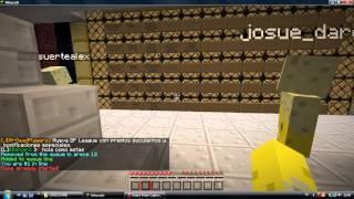 """Minecraft Server De Vegeta 777""""Echando Unas Partidillas"""