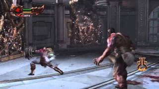 (PS3) God of War 3 - Kratos vs. Hercules - Parte 2 de 2 - Subtitulado al español.