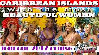 Top 10 Caribbean Islands with the most Beautiful Women: Passport Kings Travel Video