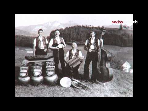 The original Swiss folk music image