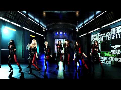 GIRLS`GENERATION少女時代_FLOWER POWER_Music Video Dance Ver.