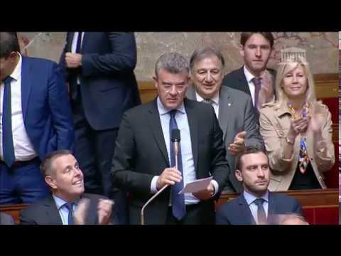 M. Jean-Pierre Vigier - Remaniement ministériel