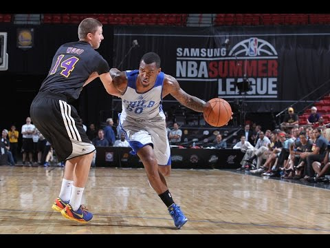 Summer League: Los Angeles Lakers vs Philadelphia 76ers