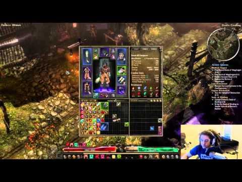 Grim Dawn [Hc-Ultimate] - Level 85 Conjurer Build! ( Vit Totems )
