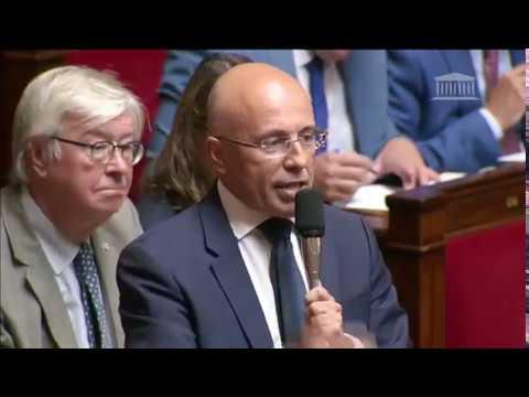 M. Éric Ciotti - Questions de sécurité