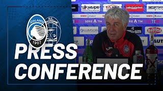 25ª #SerieATIM | Atalanta-Crotone | La conferenza stampa di Gian Piero Gasperini