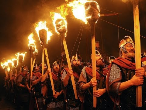 The Viking Apocalypse Is Scheduled For This Month