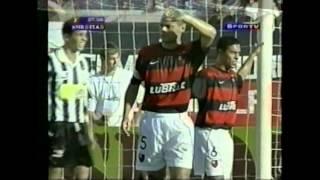Americano 2x1 Flamengo 2001 Parte 1