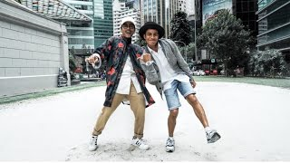 Amsyar & Farhan (Singapore) | Freestyle Clip #002 | RPProductions
