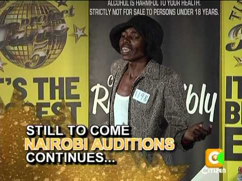 Tusker project fame 5 auditions - nairobi (part 2) - Tusker Project Fame 5