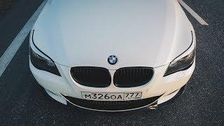 BMW M5 10я серия. Коробка не хочет дальше жить. Жорик Ревазов.