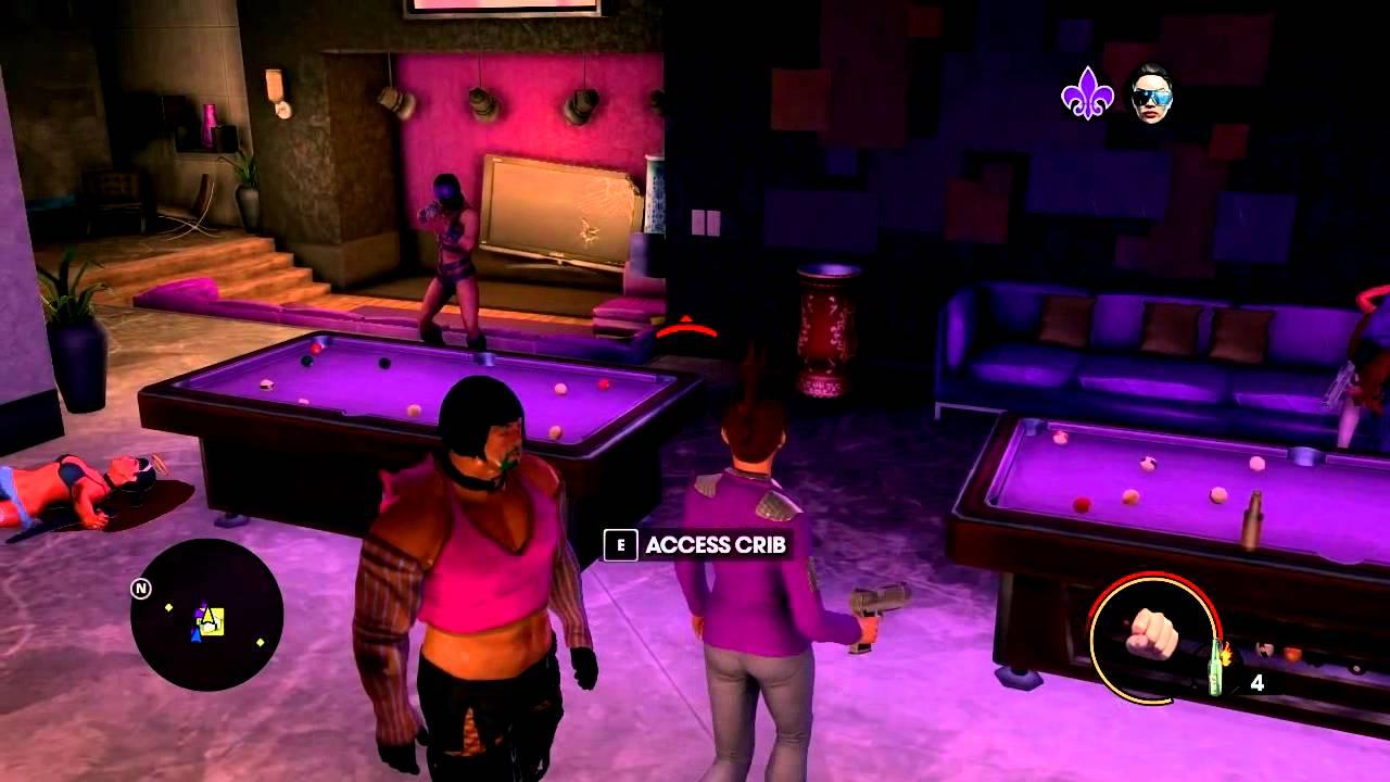 Wheres the strip club? - Saints Row 2 Message Board