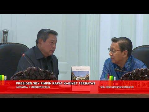 Presiden SBY Putuskan Operasi Tanggap Darurat di Semua Daerah