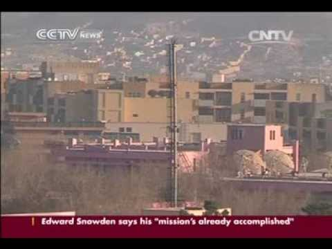 Taliban Rockets Hit US Embassy in Kabul on Christmas Day
