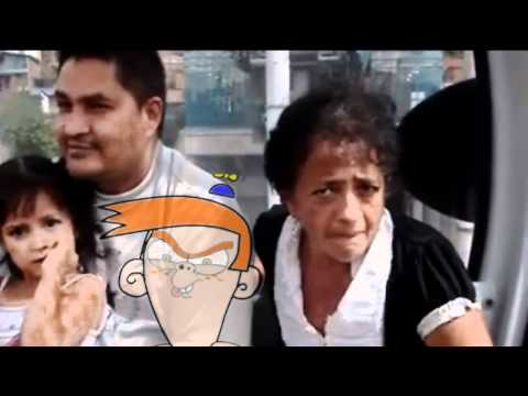 Doña Gloria VS Vulgarcito (Metro Cable) OFICIAL HD