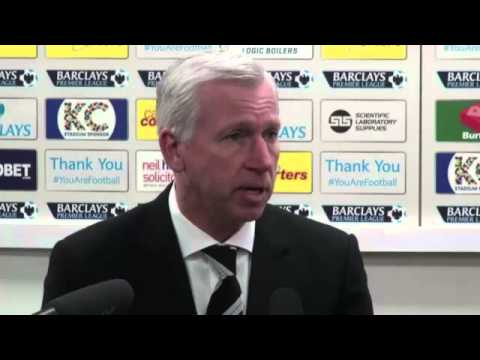 Alan Pardew: I have no explanation for head-butt