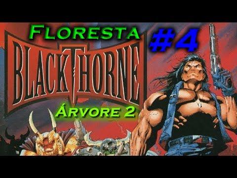 Jeh Games: Blackthorne #4 Floresta de Onehand: Árvore 2