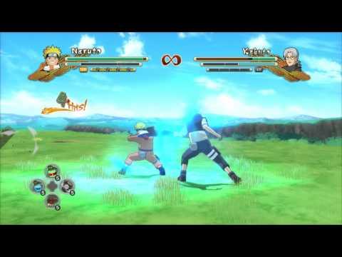 NARUTO SHIPPUDEN Ultimate Ninja STORM 3 Full Burst: Boyhood Section Part 2