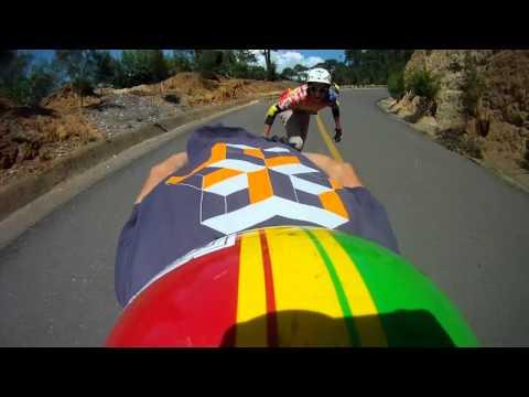 2013 El Tigre Freeride: Day 1 raw run