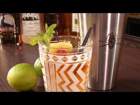 Mai Tai Cocktail - The Cocktail Spirit with Robert Hess - Small Screen