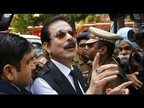 Subrata Roy to stay in jail as SC REJECTS plea