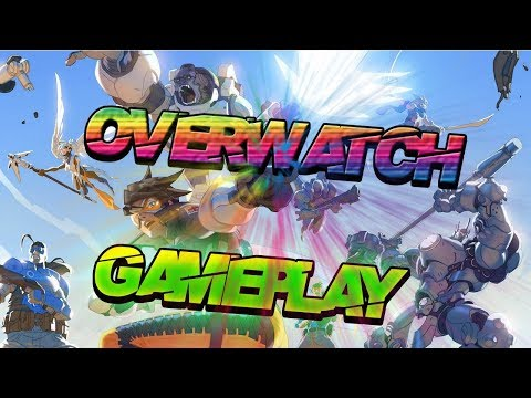 Overwatch Gameplay Fr on test de tout !