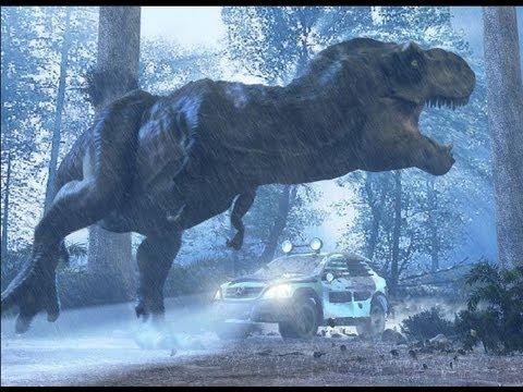 Jurassic Park 4 - Trailer