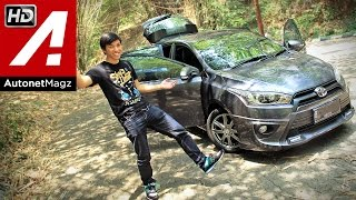 Review Toyota Yaris TRD Sportivo 2014 Indonesia By