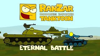Tanktoon - Věčná válka