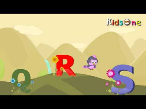 ABC Songs for Kids - Nursery Rhymes - English Animated Rhymes