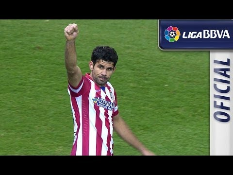 Resumen de Atlético de Madrid (4-0) Real Sociedad - HD - Highlights