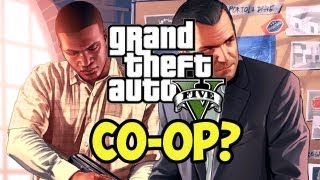 GTA 5 CO-OP?