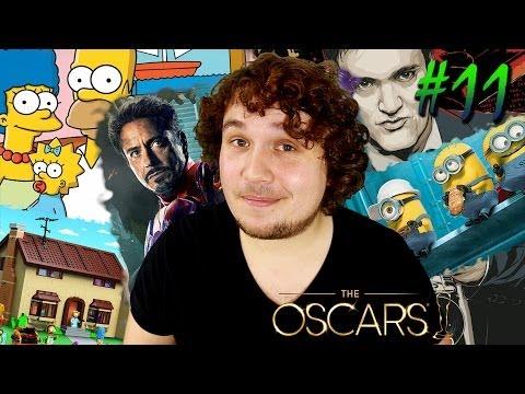 FILMNEWS #11 | Oscars, Himbeeren & Critics Choice - Simpsons als Lego - Tarantinos