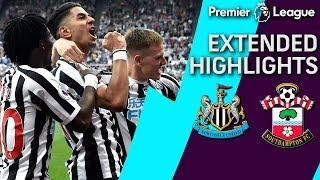 Newcastle v. Southampton   PREMIER LEAGUE EXTENDED HIGHLIGHTS   4/20/19   NBC Sports