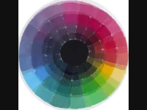 C rculos crom ticos muestra para clases de pintura for Muestras de colores de pintura