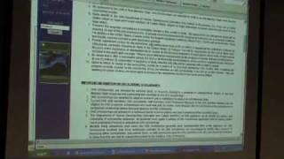 International Graduate Students Workshop - Part 1 -5/14/10