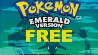 How To Get Pokemon For The Computer Free