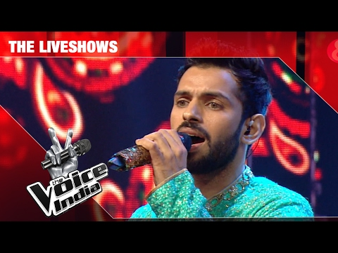 Niyam Kanungo - Performance - The Liveshows Episode 19 - February 11, 2017 - The Voice India Season2