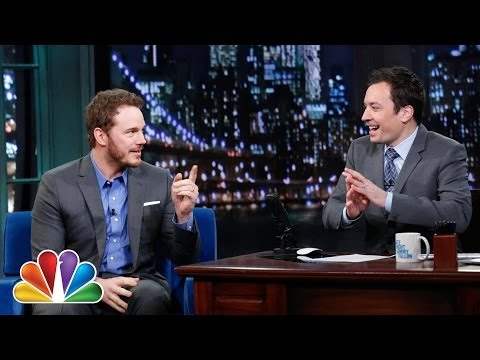 Chris Pratt Has Kind Words for Jimmy