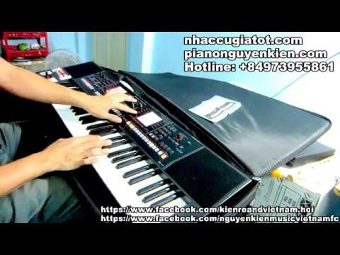 Nhạc Hòa Tấu Organ   Liên Khúc Tết 2017 Trữ Tình  - Nguyễn Kiên Music