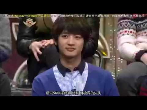 [中字] 121229 - 惊人的大会 OnJong2Min on StarKing