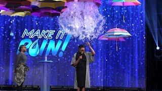 Ellen Makes It Rain… and Pays Off Your Debt!